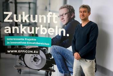 Neue Projekte im Raum Dresden bei EffiCon
